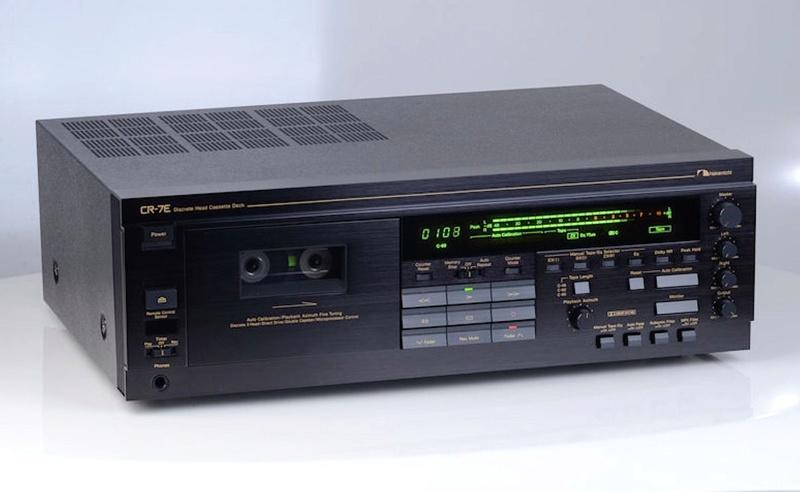 ¿Qué pletinas de cassette preferís, las de carga vertical o las de carga horizontal y por qué? Nakami14