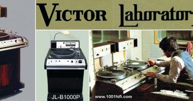 A cerca del JVC QL-5 Victor10