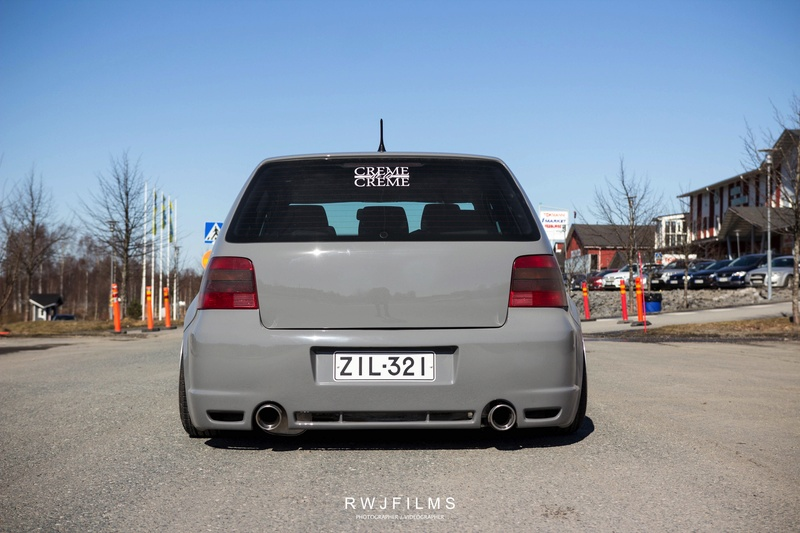 golffari: Bagged Golf mkiv gti -99, Nardo Grey Img_1910