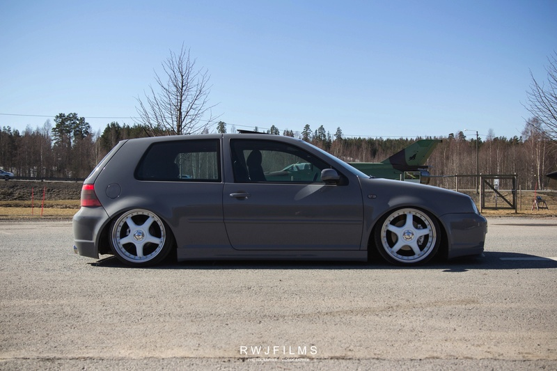 golffari: Bagged Golf mkiv gti -99, Nardo Grey Img_1911