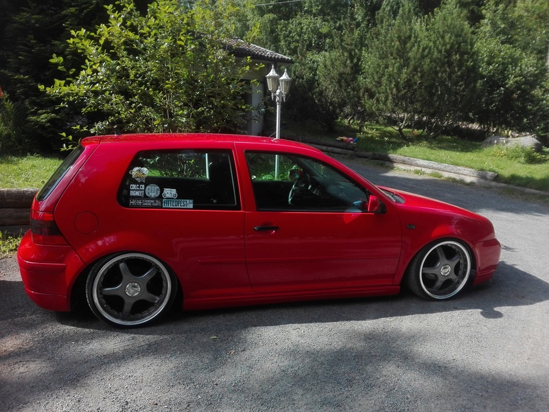 golffari: Bagged Golf mkiv gti -99, Nardo Grey Img_2039