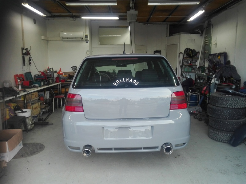 golffari: Bagged Golf mkiv gti -99, Nardo Grey Img_2040