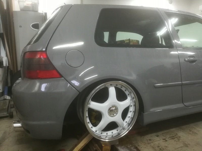 golffari: Bagged Golf mkiv gti -99, Nardo Grey Img_2044