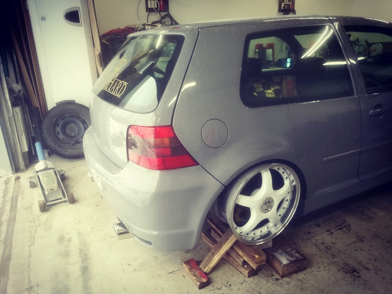 golffari: Bagged Golf mkiv gti -99, Nardo Grey Img_2045
