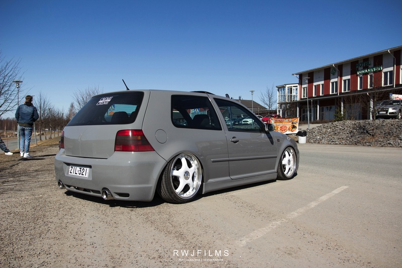 golffari: Bagged Golf mkiv gti -99, Nardo Grey Img_2069