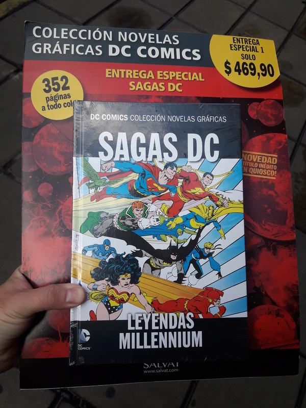 [DC - Salvat] La Colección de Novelas Gráficas de DC Comics  - Página 6 20180110