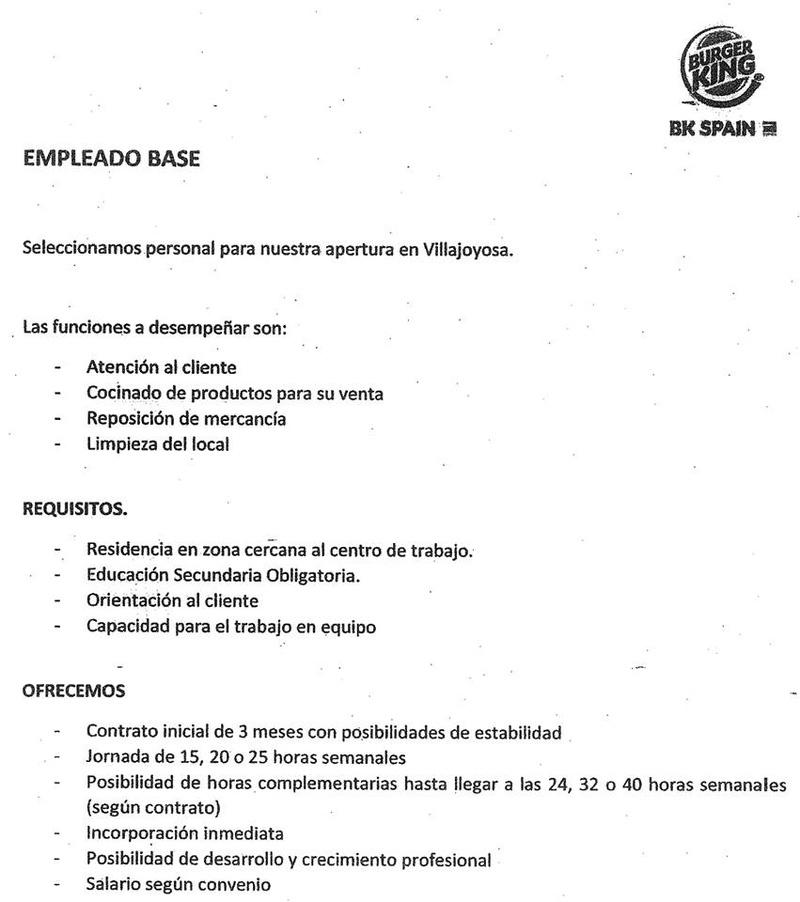 OFERTAS DE EMPLEO EN LA MARINA BAIXA - Página 6 32464410