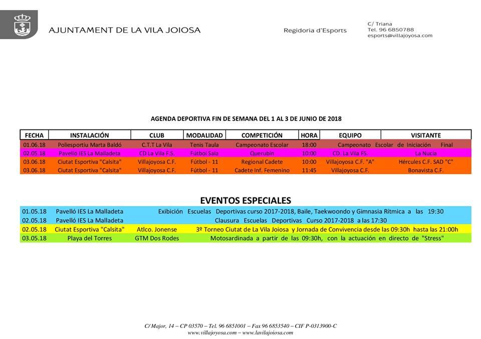 Noticias Deportivas de Villajoyosa( post cerrado hay otro con el mismo título) - Página 38 34088610