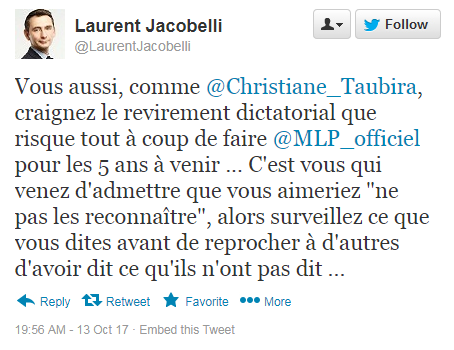 Laurent Jacobelli - Page 2 Twitte14