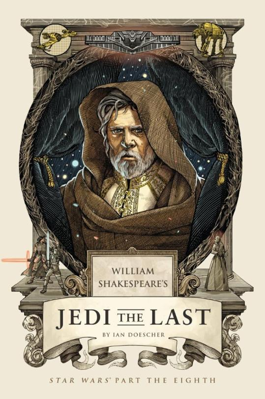 The Last Jedi and the Shakespeare Novelizations 613d1410