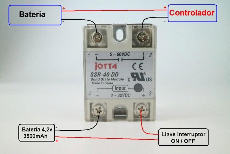 Interruptores de batería Htb17j10