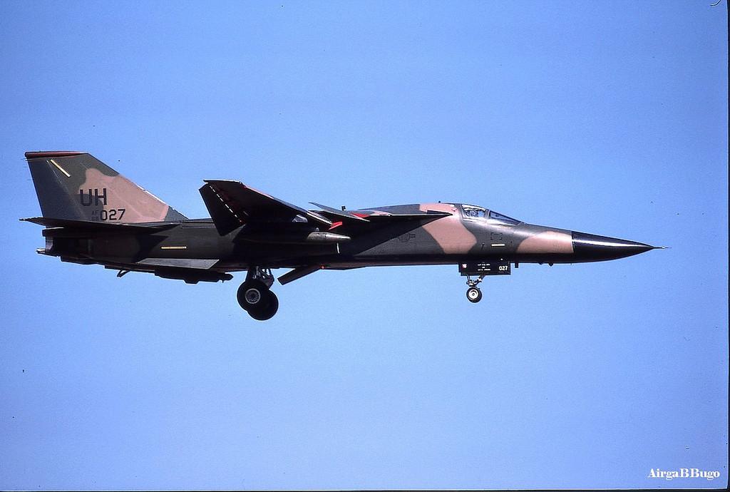 F-111E Airfix 9 04008 68-02710