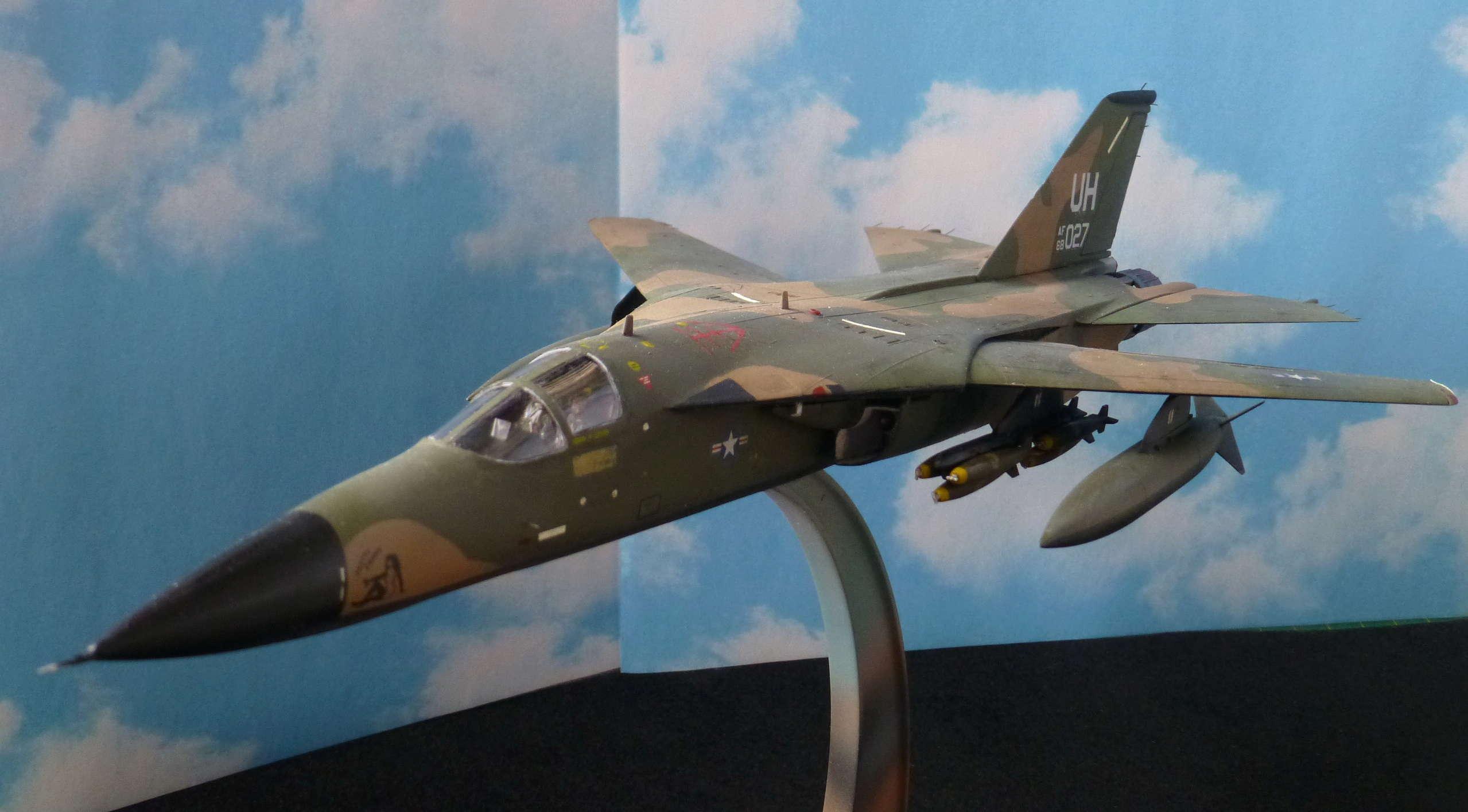 F-111E Airfix 9 04008 P1110917