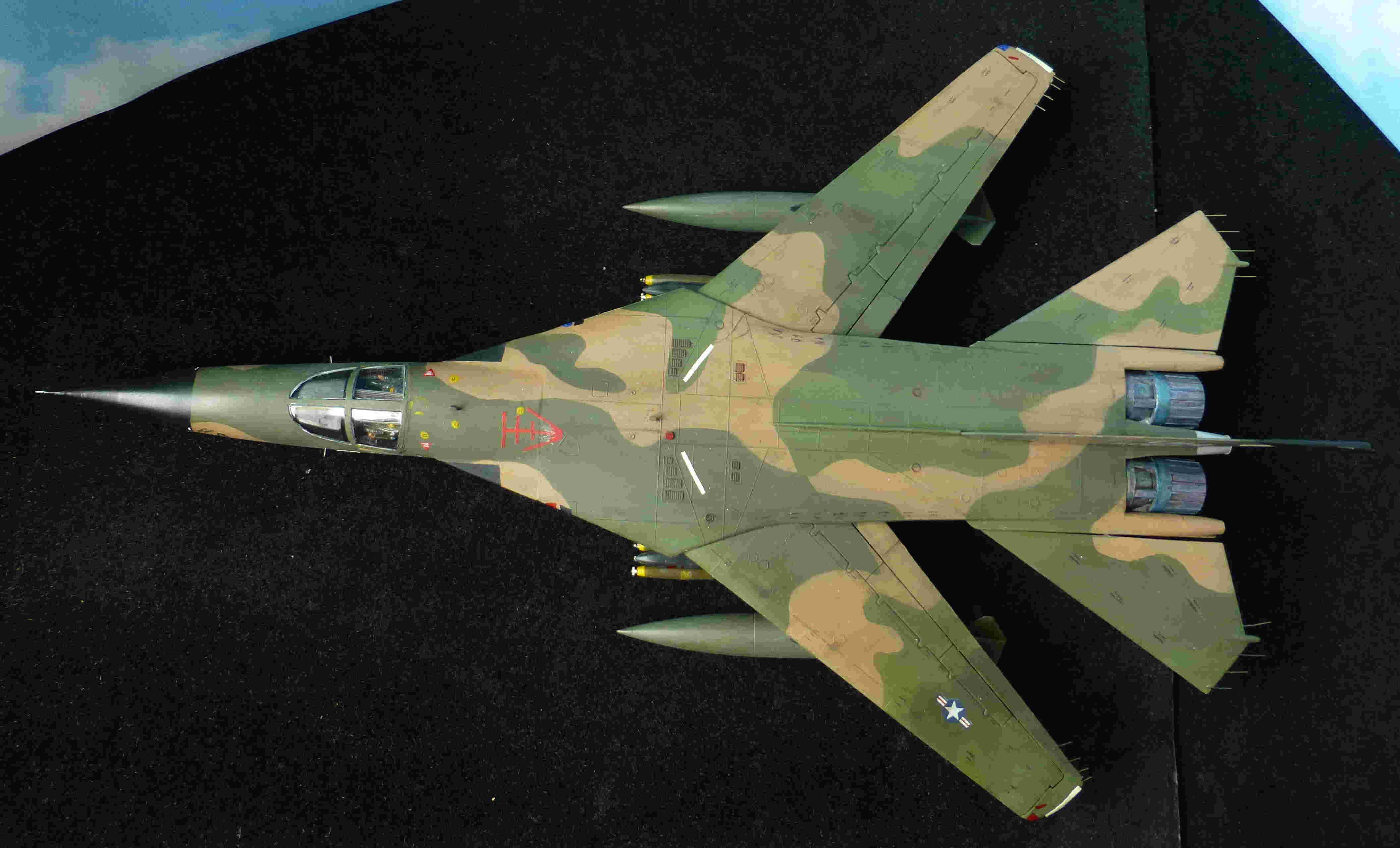 F-111E Airfix 9 04008 P1120017