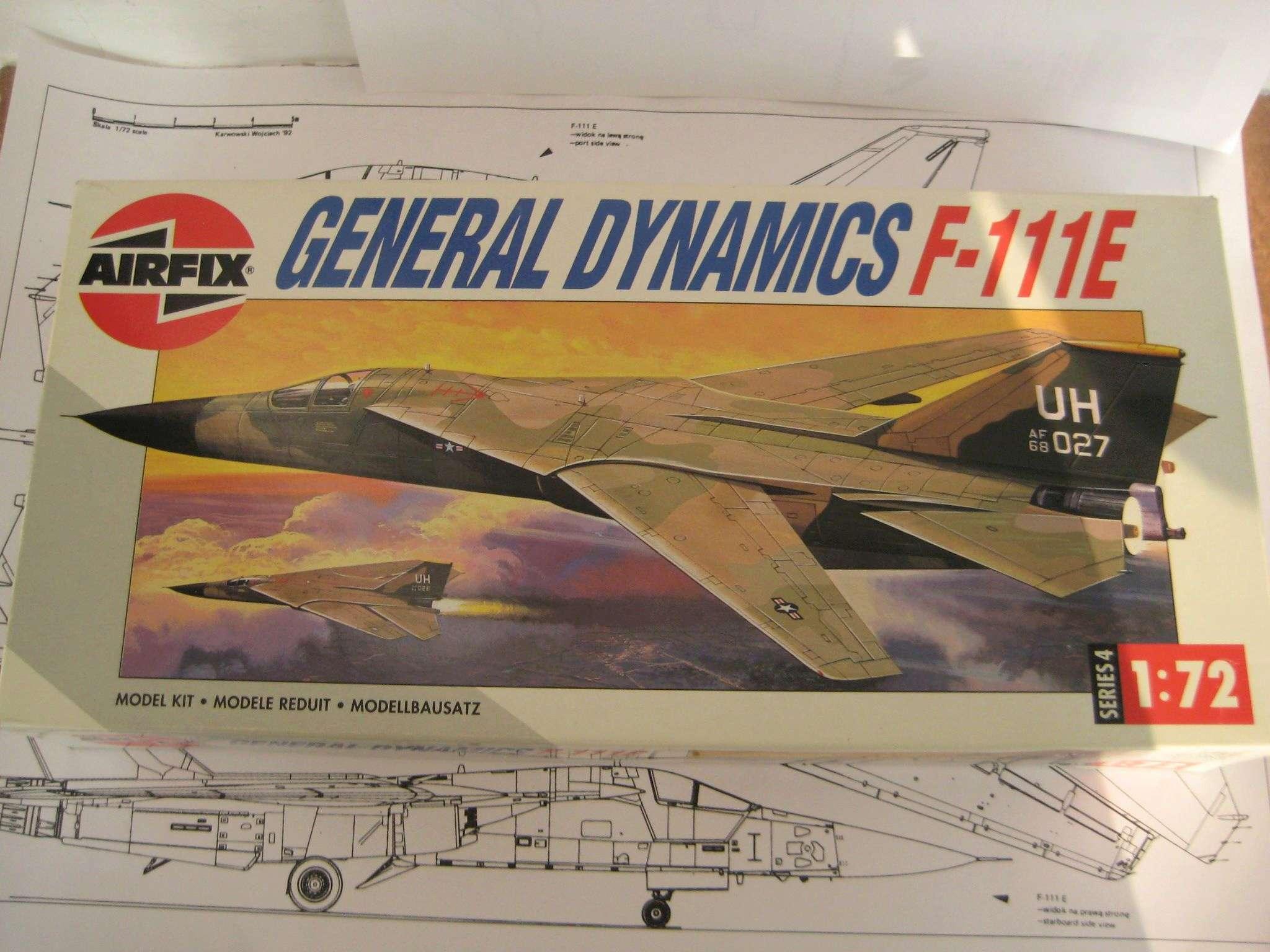F-111E Airfix 9 04008 Post-816