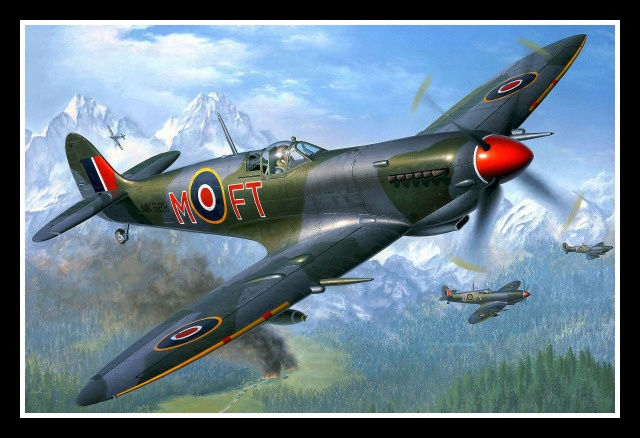 Spitfire 107710