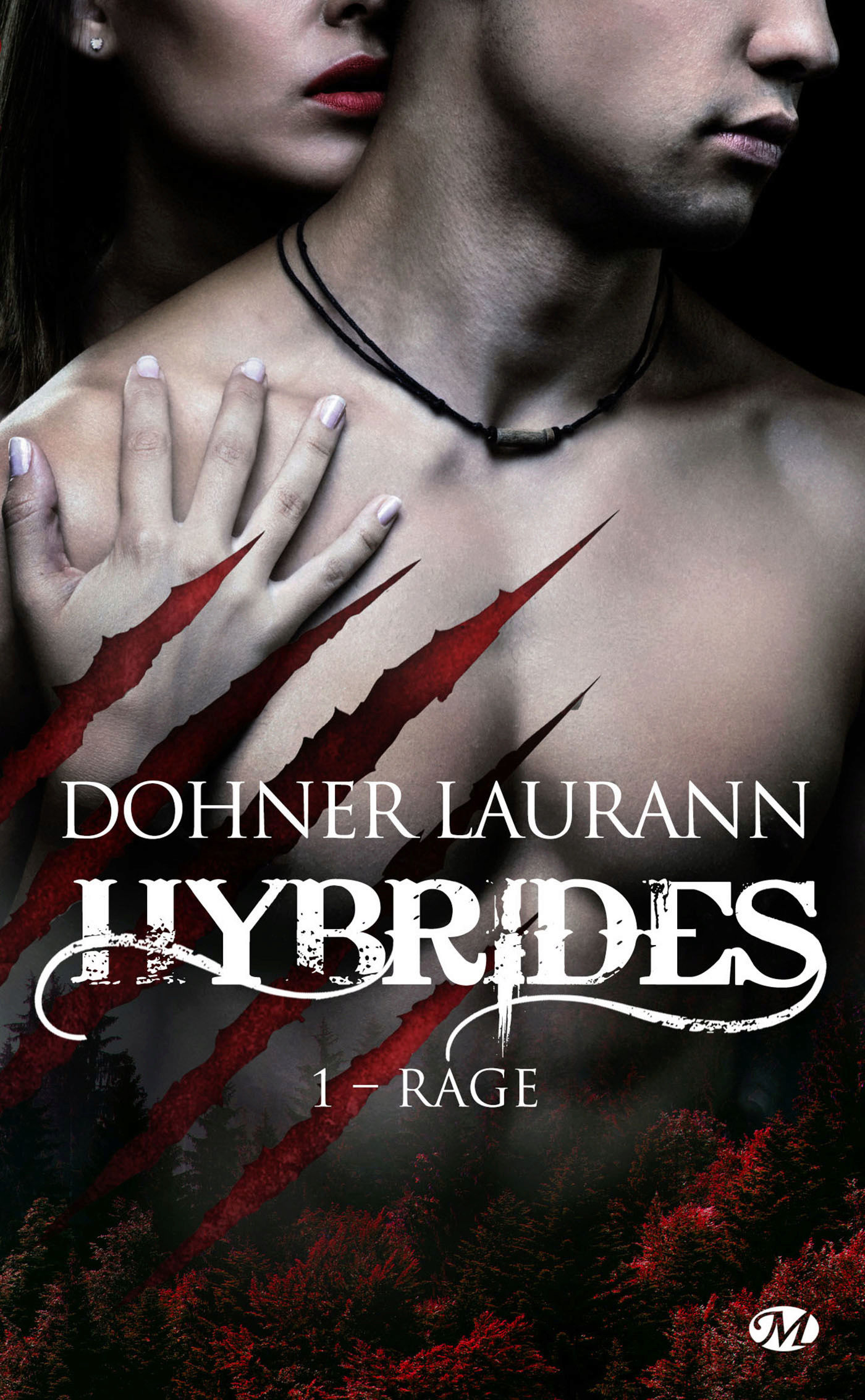 DOHNER Laurann - HYBRIDES - Tome 1 : Rage Hybrid10