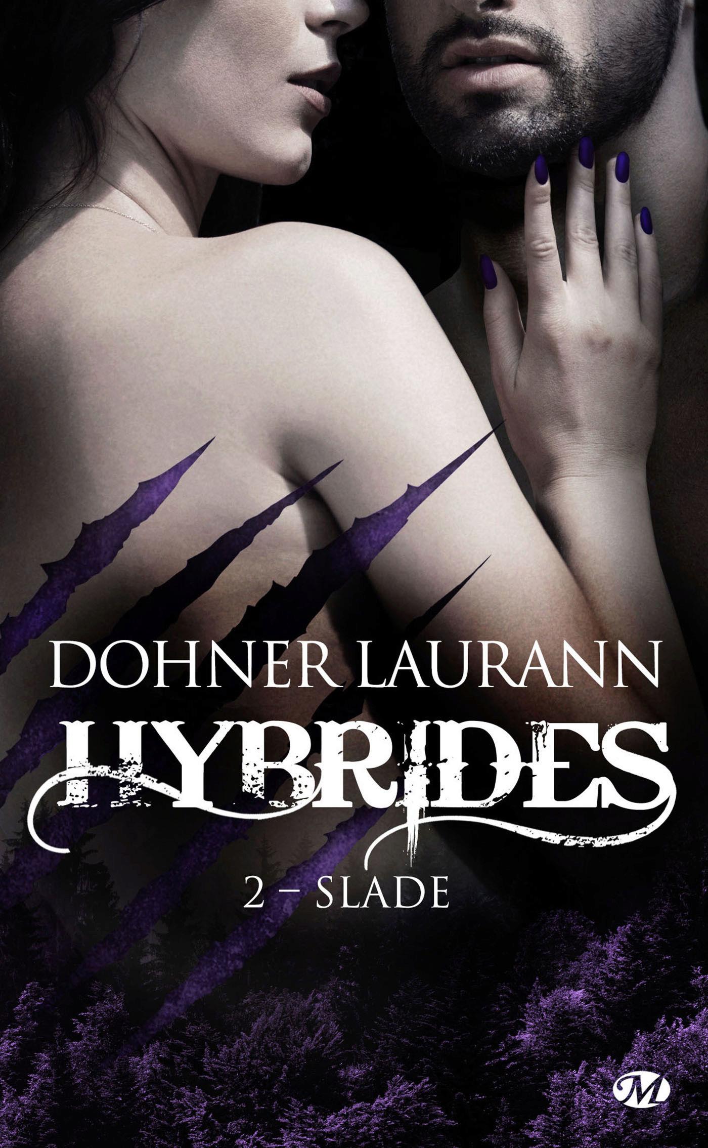 DOHNER Laurann - HYBRIDES - Tome 2 : Slade Hybrid11