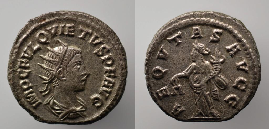 Antoniniano de Quieto. AEQVTAS AVGG. (Antioquía o Samosata) 92_ant10