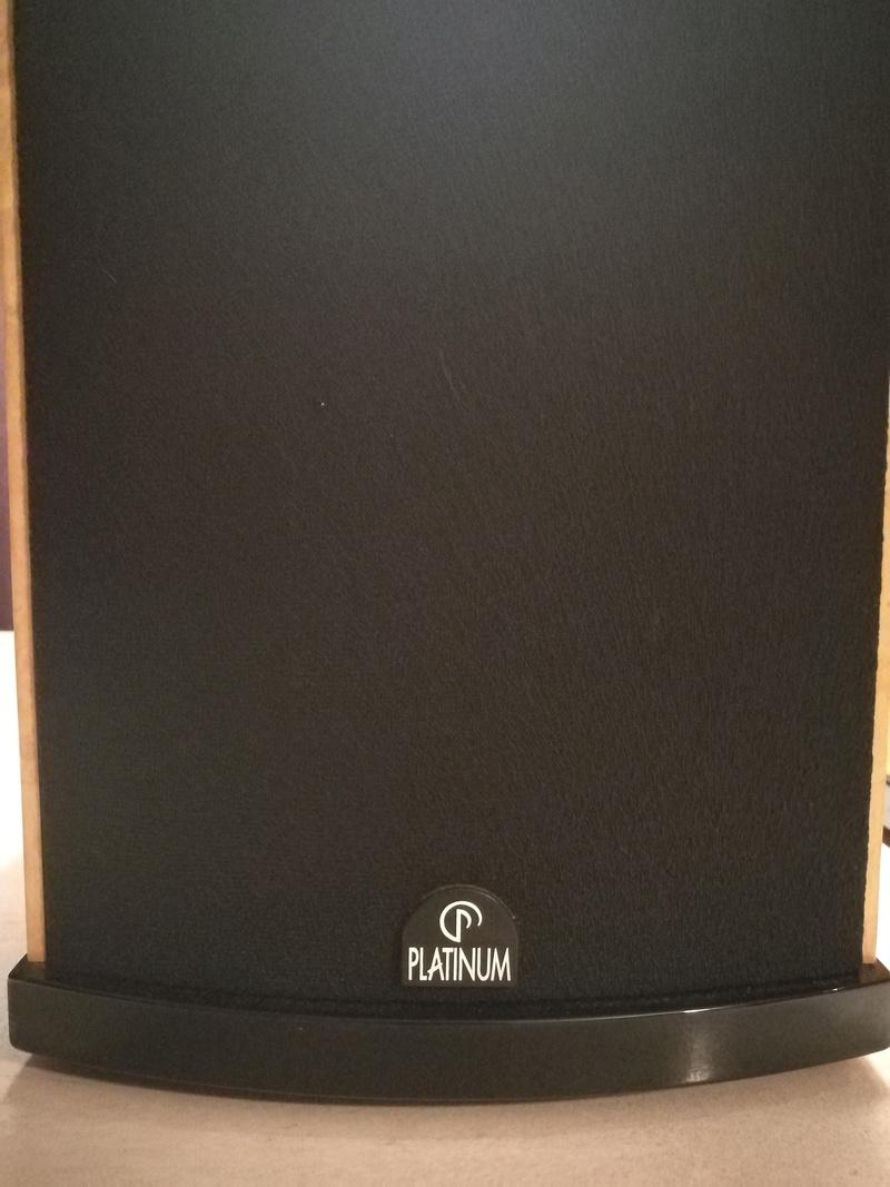 Platinum Solo Speakers with original Platinum floor stand Img_2016