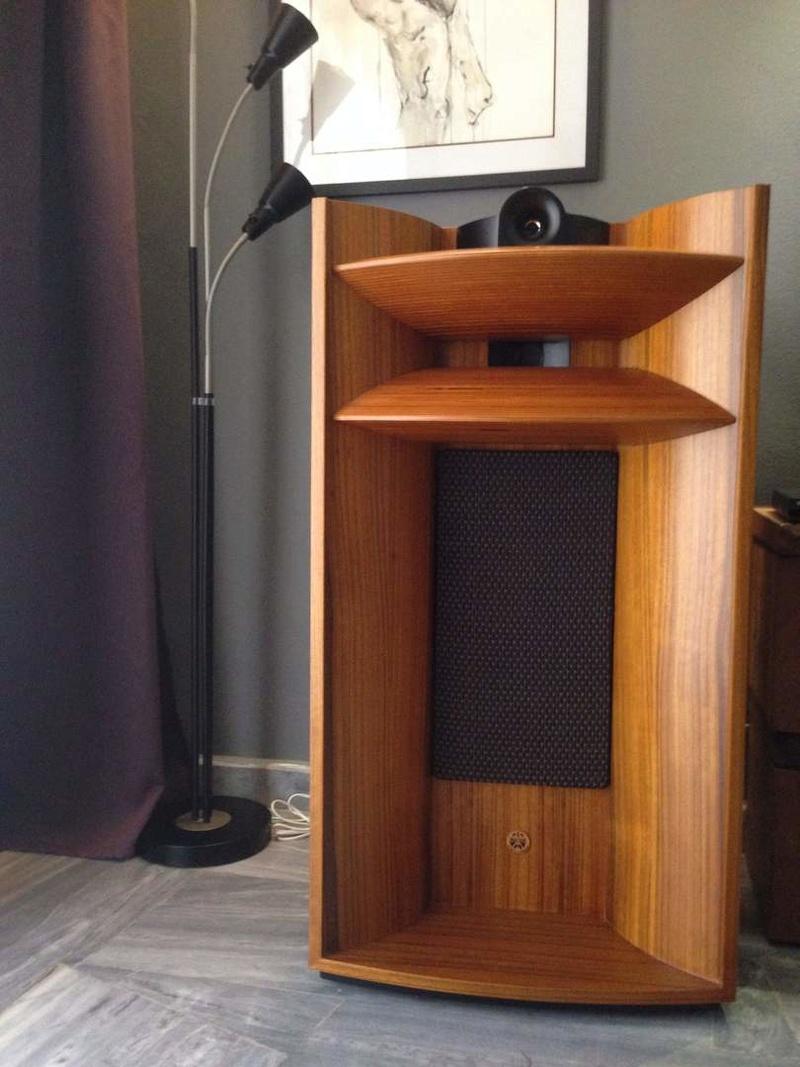 Consonance M15-20th Anniversary Horn Speakers Whatsa10