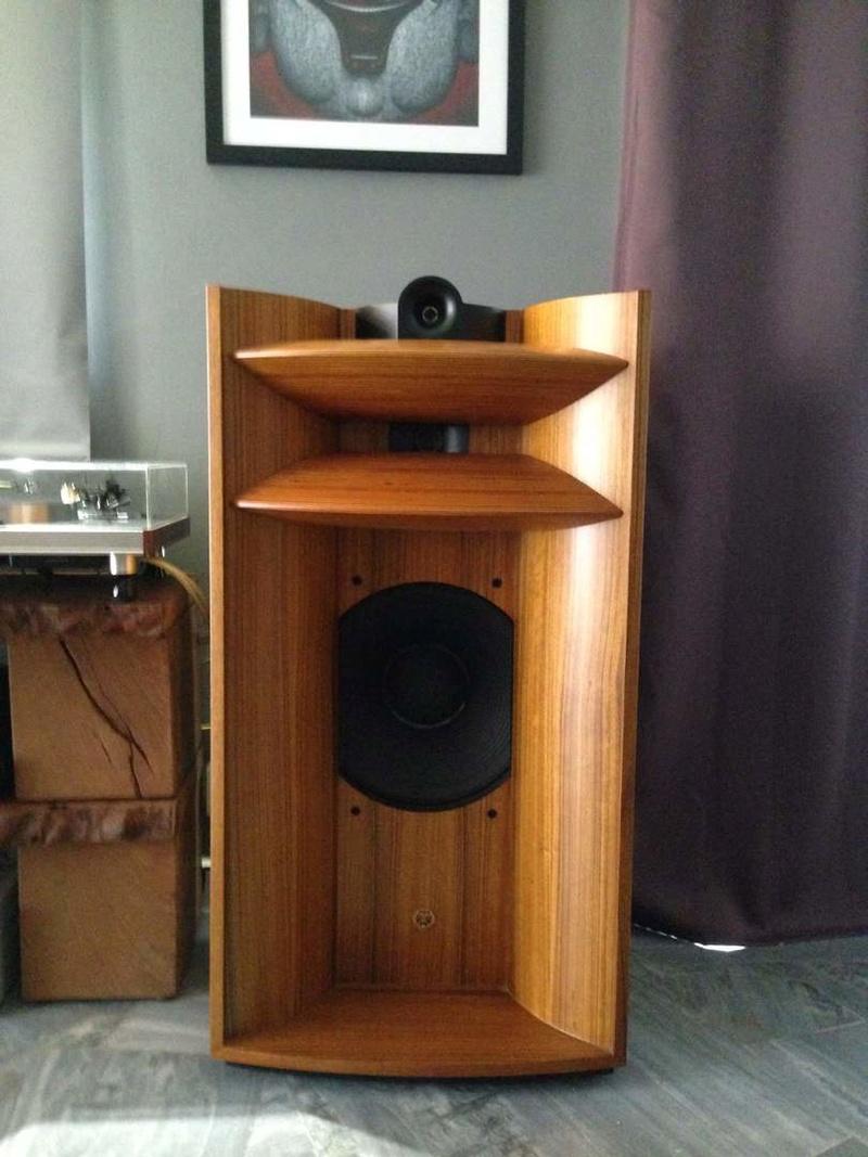 Consonance M15-20th Anniversary Horn Speakers Whatsa11