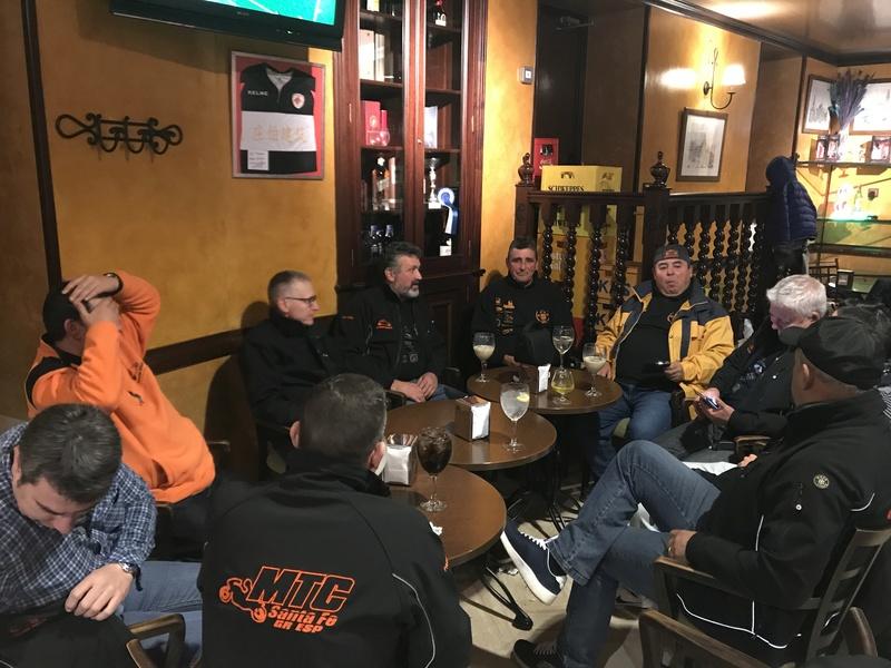 RUTA MOTOTURISMO SEVILLA  28-1-2018 18783110