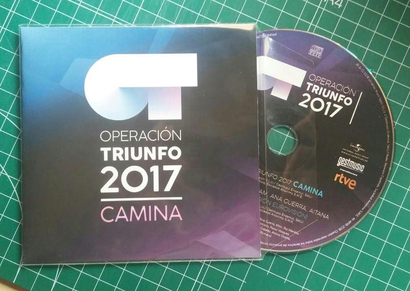 Talent Show >> 'Operación Triunfo 2017' (II) - Página 12 6b8ef810