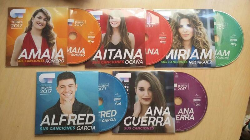 Talent Show >> 'Operación Triunfo 2017' (II) - Página 12 E274e510