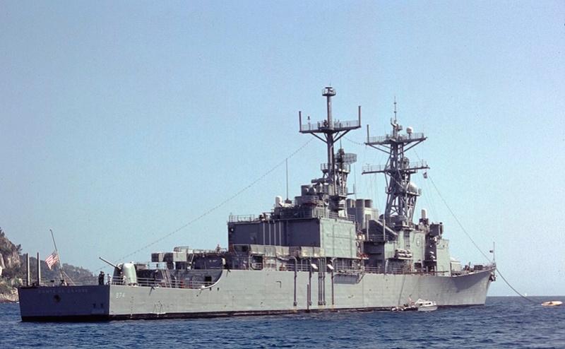 USS Comte de Grasse - DD 974 1/700 DRAGON Dd974_10