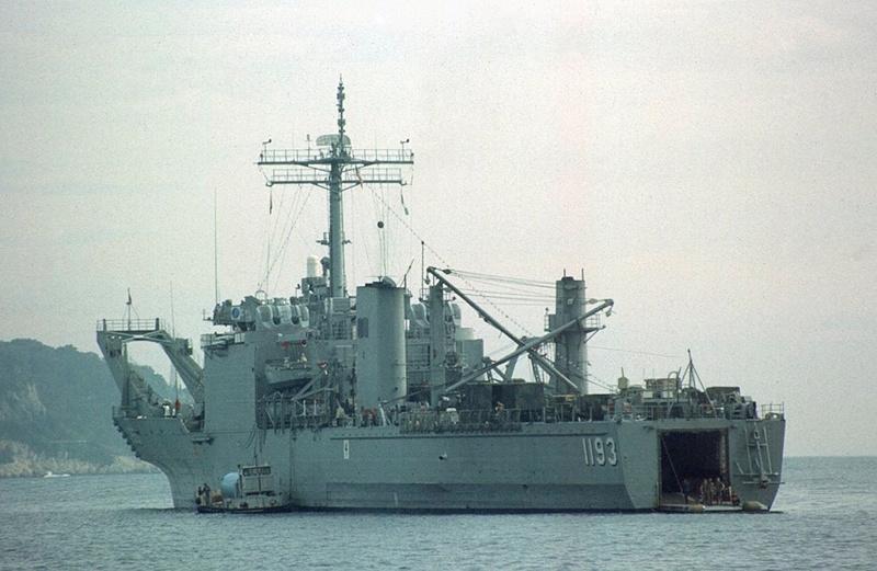 USS Newport - LST 1179 1/700 Orange Hobby   Lst11910