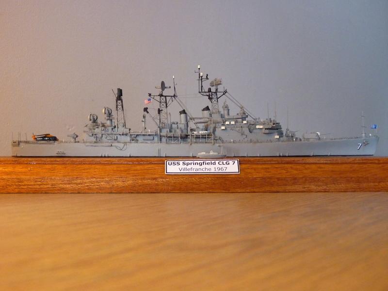 USS Springfield - CLG 7 1/700 Niko Model   P1080516