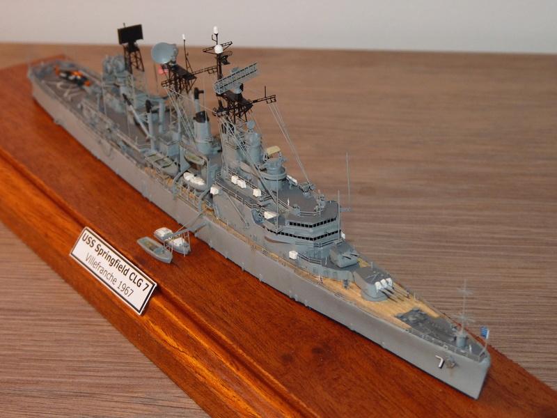 USS Springfield - CLG 7 1/700 Niko Model   P1080519