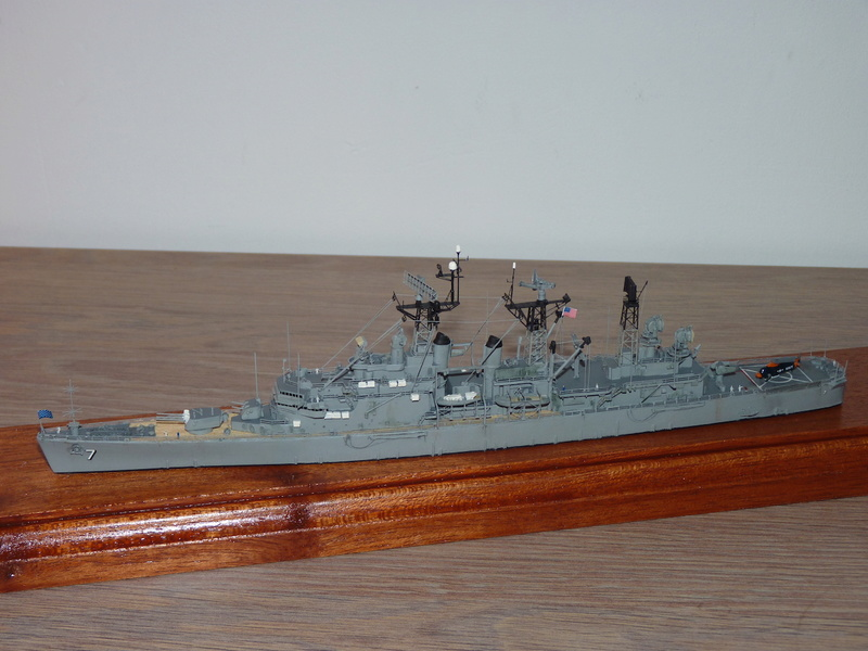 USS Springfield - CLG 7 1/700 Niko Model   P1080521