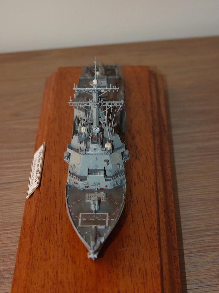 USS Nitze - DDG 94 1/700 Hobby Boss   P1080615