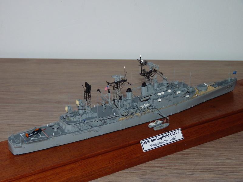 USS Springfield - CLG 7 1/700 Niko Model   P1080620