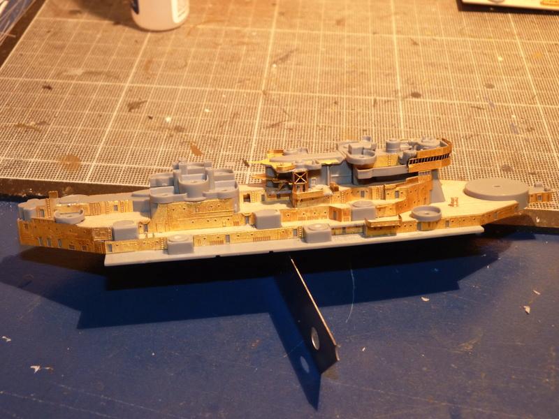 USS Missouri - BB 63 1/700 Tamiya   - Page 5 P1090153