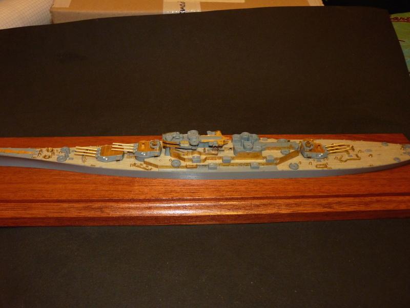 USS Missouri - BB 63 1/700 Tamiya   - Page 5 P1090154