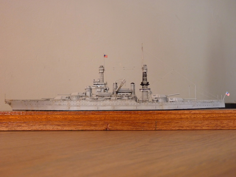 USS Colorado - BB 45  1/700 Trumpeter P1090163