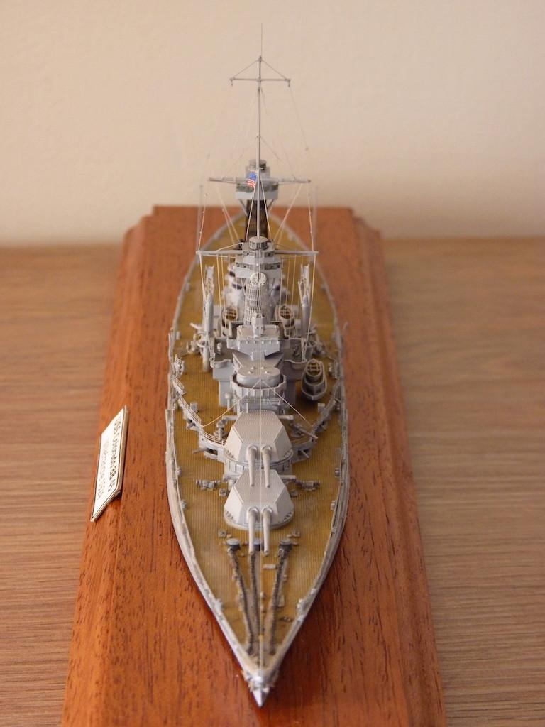 USS Colorado - BB 45  1/700 Trumpeter P1090165