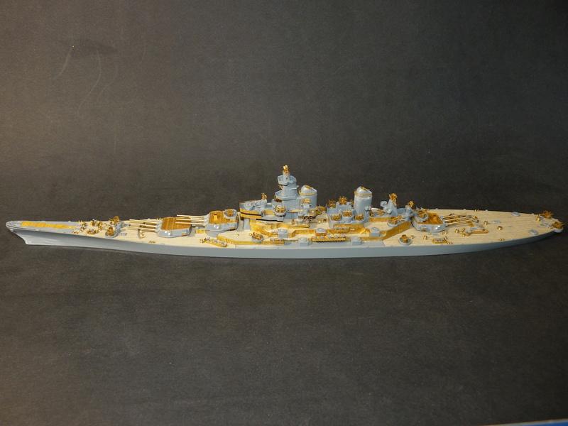 USS Missouri - BB 63 1/700 Tamiya   - Page 5 P1090315