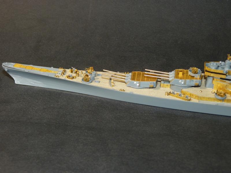 USS Missouri - BB 63 1/700 Tamiya   - Page 5 P1090316