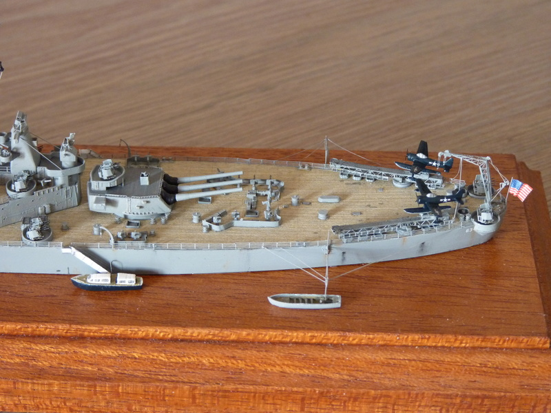 USS Missouri - BB 63 1/700 Tamiya   P1100861
