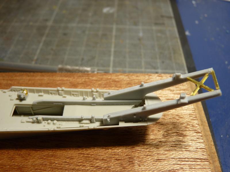 USS Newport - LST 1179 1/700 Orange Hobby   P1100867