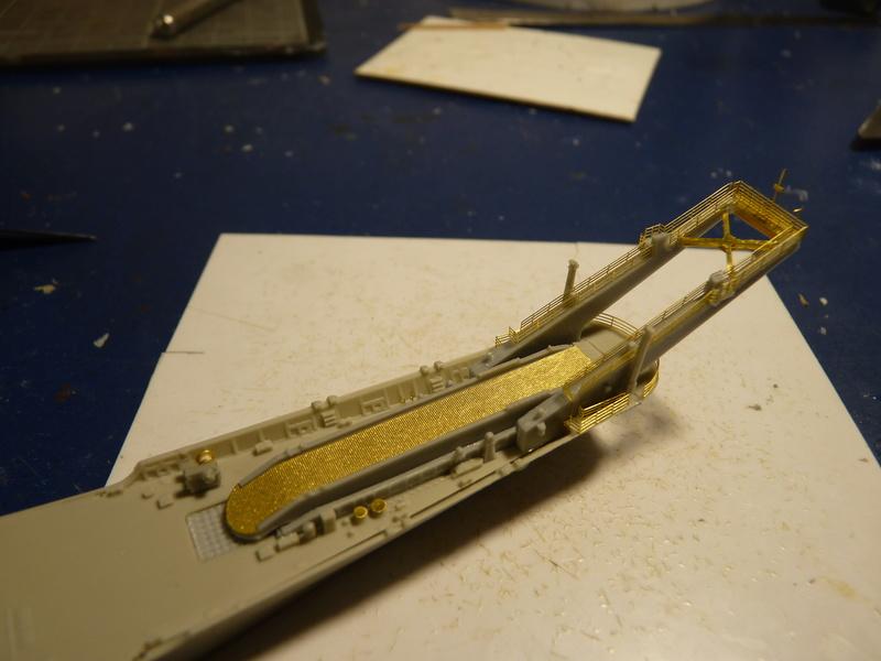 USS Newport - LST 1179 1/700 Orange Hobby   P1100872