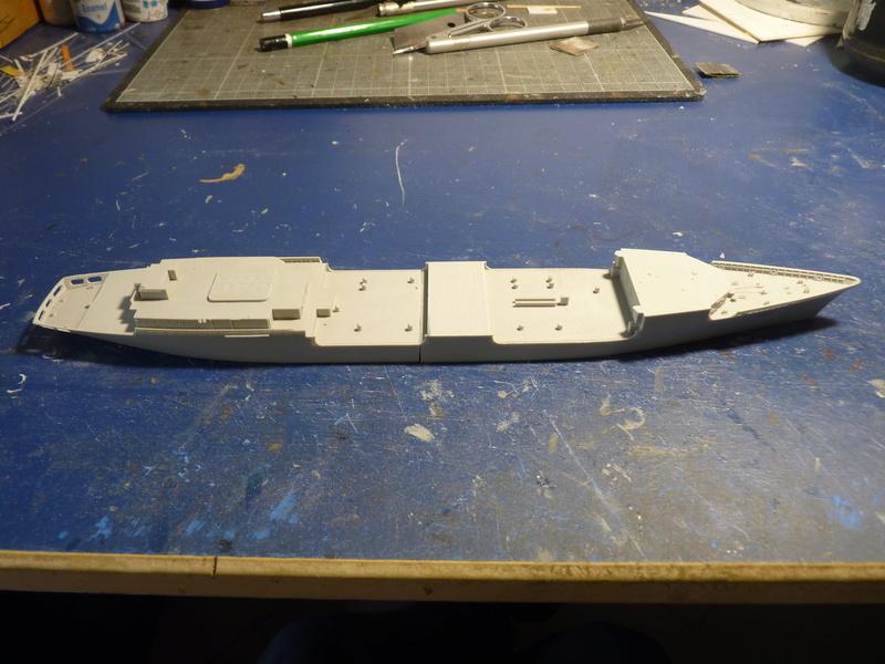 USS Monongahela - AO 178 1/700 JAG   P1100925