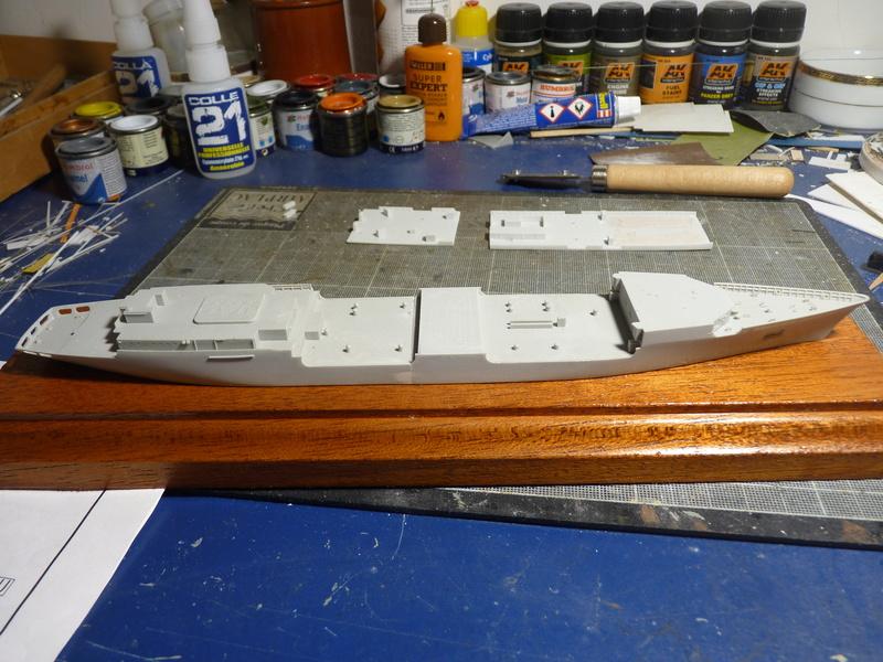 USS Monongahela - AO 178 1/700 JAG   P1100939