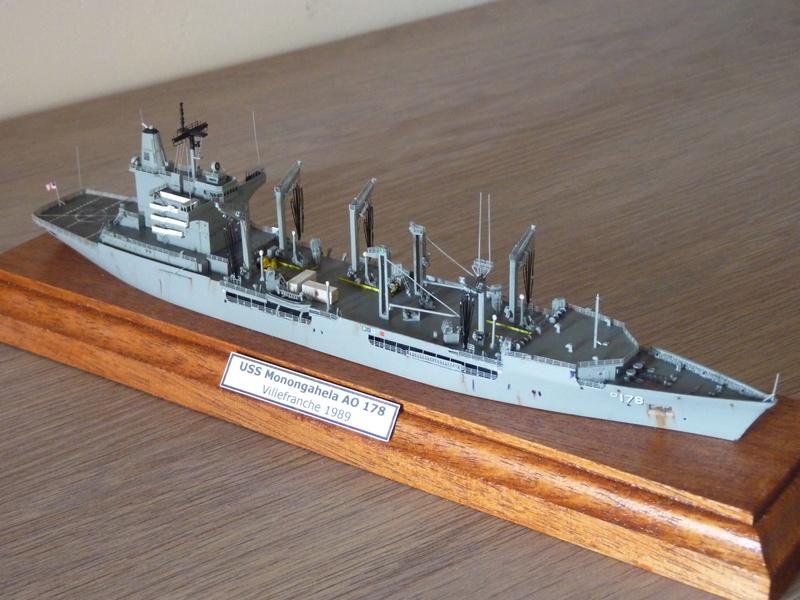 USS Monongahela - AO 178 1/700 JAG P1100961