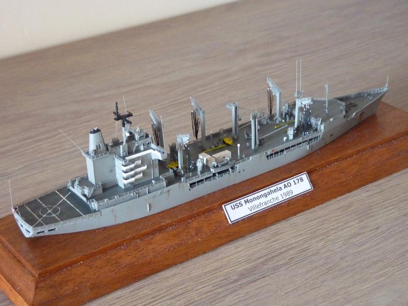 USS Monongahela - AO 178 1/700 JAG P1100962