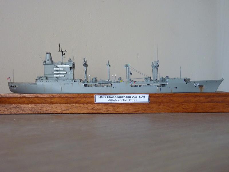 USS Monongahela - AO 178 1/700 JAG P1100963